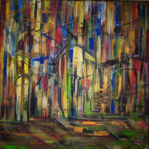 Neo Impressionism: Art Postcard Dispatch