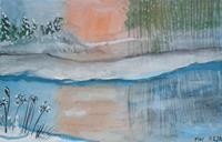 Marija-Weiss--Dr-Landscapes-Landscapes-Winter-Modern-Age-Expressive-Realism