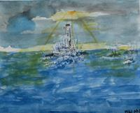 Marija-Weiss--Dr-Nature-Water-Landscapes-Sea-Ocean-Contemporary-Art-Contemporary-Art