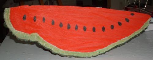 Marija Weiss, Dr., Wassermelone, Plants: Fruits, Nature, Contemporary Art