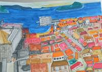 Marija-Weiss--Dr-Landscapes-Landscapes-Sea-Ocean-Modern-Age-Expressive-Realism