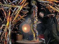 BERTOLOMEOS, Kunstlampe - Lichtkunst - Glühlampe - BERTOLOMEOS
