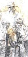 diemalerin-connystark-People-Families-People-Children-Contemporary-Art-Contemporary-Art