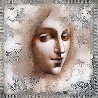 I. Tsantekidou, Faszination Renaissance 3, 40x40