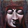 I. Tsantekidou, Buddha Dreams 4, 95x95