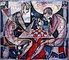 W. Safronow, Schachspiel, 70x80