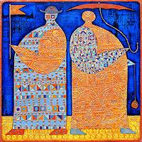 Wlad-Safronow-People-Group-Decorative-Art