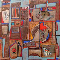 Wlad-Safronow-Abstract-art-Miscellaneous-Animals