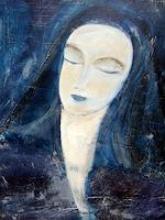 Sigrun-Laue-People-Faces-Modern-Age-Abstract-Art