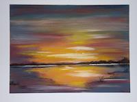 Sigrun-Laue-Romantic-motifs-Sunset