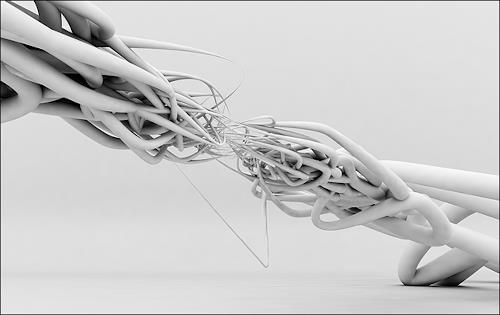 humanchaos, Life, People: Men, Technology, Contemporary Art
