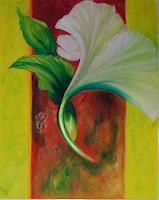 Susanne-Koettgen-Plants-Flowers-Modern-Age-Abstract-Art