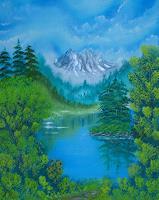 Susanne-Koettgen-Landscapes-Mountains-Landscapes-Sea-Ocean-Modern-Times-Realism