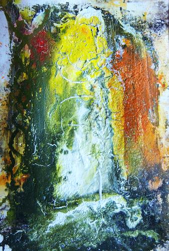 Susanne Köttgen, Der erste Versuch, Abstract art, Abstract Art