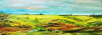 Susanne-Koettgen-Landscapes-Plains-Landscapes-Hills-Modern-Age-Modern-Age