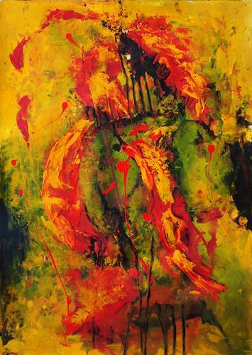 Susanne Köttgen, SEHEN, Abstract art, Abstract art, Abstract Expressionism