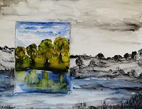 Susanne-Koettgen-Landscapes-Hills-Landscapes-Modern-Age-Expressive-Realism