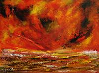 Susanne-Koettgen-Landscapes-Nature-Modern-Age-Expressionism-Abstract-Expressionism