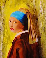 S. Köttgen, Das Mädchen mit dem Perlenohrring