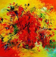 Susanne-Koettgen-Abstract-art-Emotions-Modern-Age-Expressionism-Abstract-Expressionism