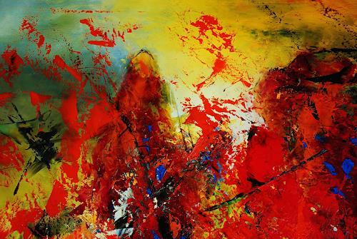 Susanne Köttgen, Nur für kurze Zeit / Serie, Fantasy, Abstract Expressionism