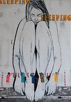 O. Weiss, sleeping
