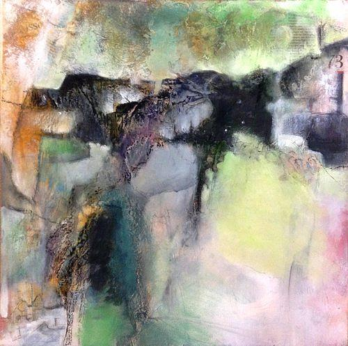 Isabel Zampino, Seite 73, Buildings, Interiors: Villages, Contemporary Art, Expressionism