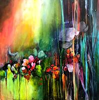 Isabel-Zampino-Plants-Flowers-Landscapes-Summer-Contemporary-Art-Contemporary-Art