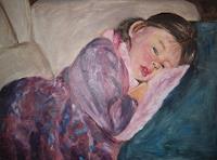 Els-Driesen-People-Children-People-Portraits-Modern-Age-Expressive-Realism