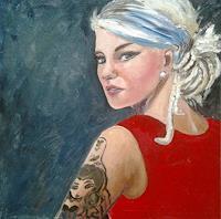 Els-Driesen-People-Women-People-Faces-Modern-Times-Realism