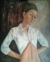 Els-Driesen-People-Women-Miscellaneous-People-Modern-Times-Realism