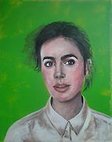 Els-Driesen-People-Portraits-People-Women-Modern-Age-Impressionism