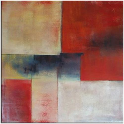 Doris Jordi, Emotionen, Abstract art, Modern Age
