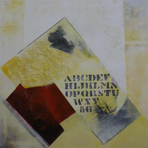 Doris Jordi, Collage, Abstract art, Decorative Art