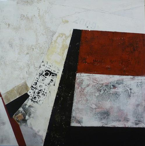 Doris Jordi, Eingang, Abstract art, Decorative Art