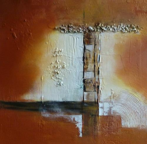 Doris Jordi, mystery, Abstract art, Modern Age