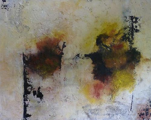 Doris Jordi, Merapi, Abstract art, Miscellaneous
