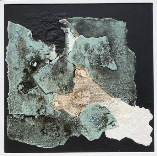 Doris Jordi, Malachit, Abstract art, Decorative Art