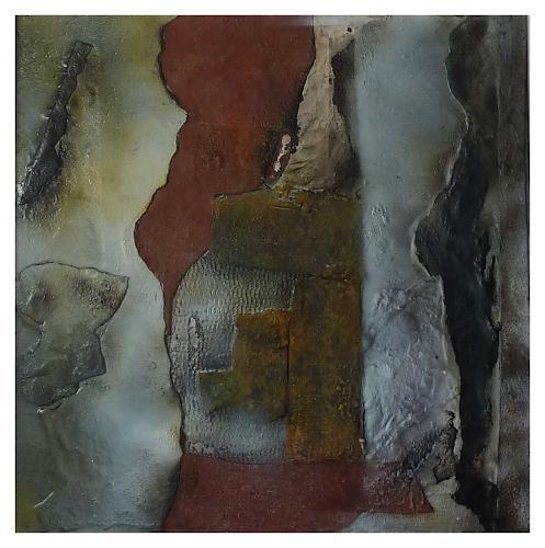 Doris Jordi, im Labyrinth, Abstract art, Decorative Art, Modern Age