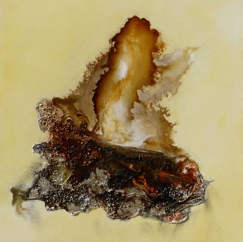 Doris Jordi, Vulcano, Nature: Rock, Nature: Fire, Expressionism