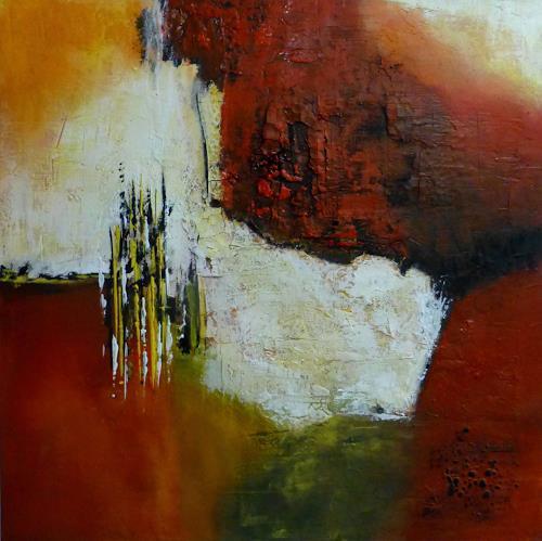Doris Jordi, Feuerwerk, Decorative Art, Fantasy