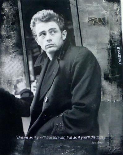 Doris Jordi, James Dean, People: Men, Mythology