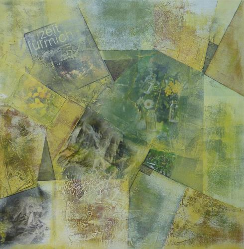 Doris Jordi, Zeit für mich, Miscellaneous, Emotions, Abstract Art, Expressionism