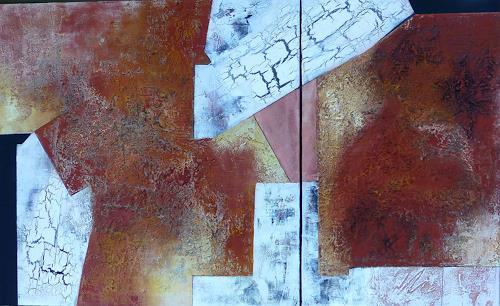 Doris Jordi, la Tierra, Decorative Art, Abstract art