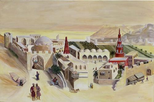 Doris Jordi, Marokko, History, Market