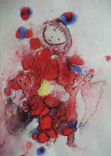 Dorothea Tlatlik, Kindheitserinnerungen, People: Children, Expressionism