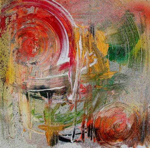 Dorothea Tlatlik, enjoy, Abstract art, Emotions: Joy, Abstract Art