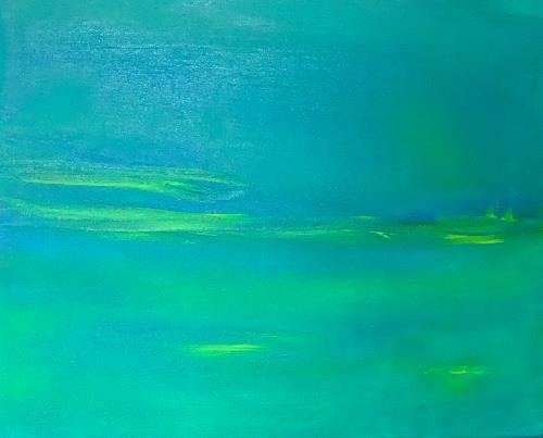 Dorothea Tlatlik, Fernweh, Landscapes, Emotions