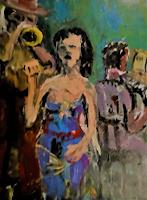 Rolf-Becker-2-People-People-Modern-Age-Expressionism