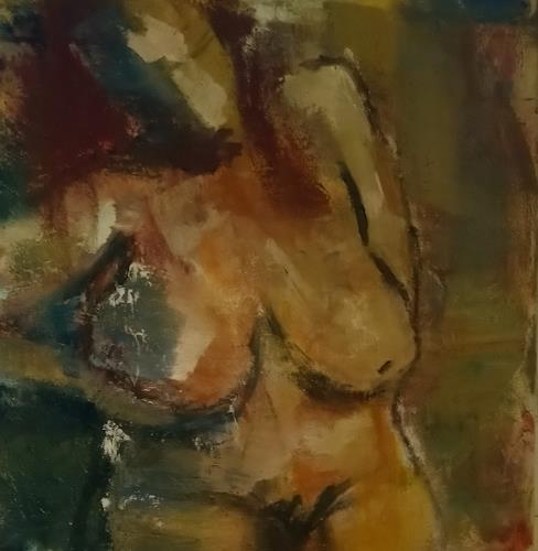 Rolf Becker, model, People, Abstract Expressionism